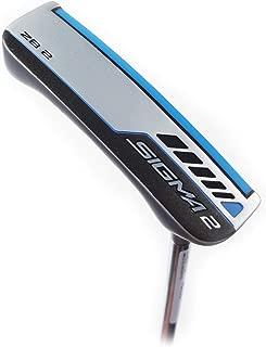 PING Sigma 2 ZB2 Platinum Putter (PING PP60 Pistol Putter Grip - Midsize)
