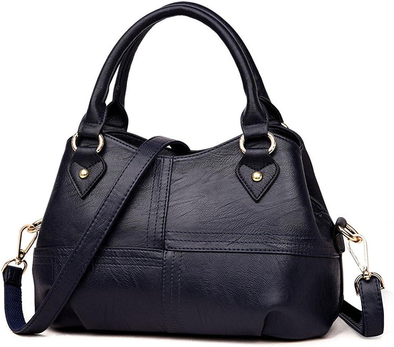 Gwqgz Minimalistische'S Modische Damen Handtasche Casual Casual Casual Einzelne Schulter Und Weichem Leder Tasche. B07D3NJD7C  Abrechnungspreis 641c37