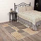 VHC Brands Elysee Patchwork Rug Rect, 60x96