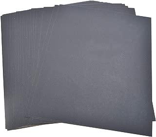 Pack of 18 9-Inch x 11-Inch 3M 26060CP-P-G Pro Grade No-Slip Grip Advanced Sandpaper 60 Grit