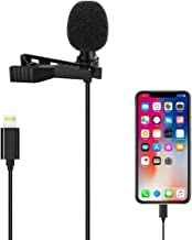 Microphone Professional for iPhone/Video Conference/Podcast/Voice Dictation/YouTube Grade..