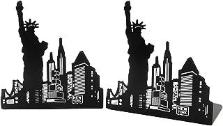 AWS Portachiavi New York Souvenir Stati Uniti America Key Ring in PVC Statua libert/à Liberty
