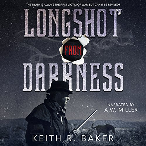 Longshot from Darkness audiobook cover art