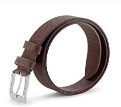 Corkor Vegan Belt for Men   Dress Durable Non-Leather Cork   35mm Wide