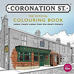 Coronation Street Library - Amazon for Coronation Street Colouring Book