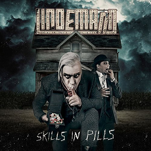 Skills In Pills (Limited Super Deluxe)/Book, Box by Lindemann (2014-08-03)