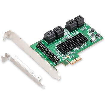 SYBA SI-PEX40071 - Tarjeta de expansión (PCIe, SATA, 3.0 ...