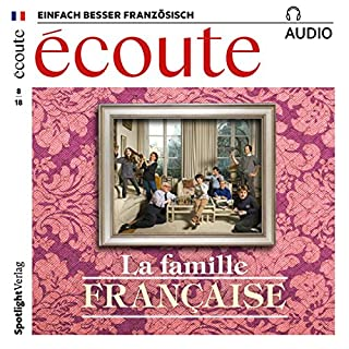 Écoute Audio - La famille française. 8/2018 Titelbild