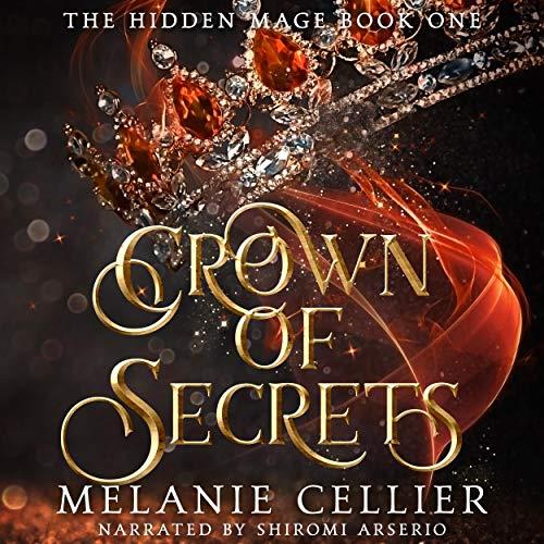 Couverture de Crown of Secrets