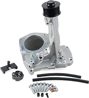 Supercharger Rebuild Kit with Pulley Fits for Range Rover L332 2010-2012 / Sport 5.0 V8 2010-2013 LR058080 LR088564