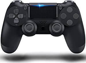 $26 » ADHLEK Wireless Controller for PS-4/Slim/Pro,with Dual Vibration Game Joystick,Upgraded Version (1000mAh)