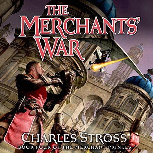 The Merchants' War audiobook cover art