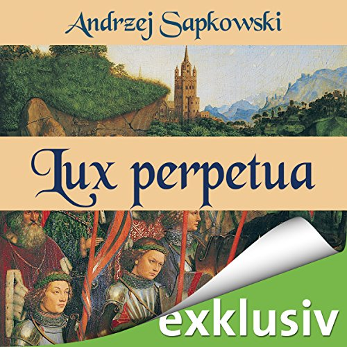 Lux perpetua (Narrenturm-Trilogie 3) Titelbild