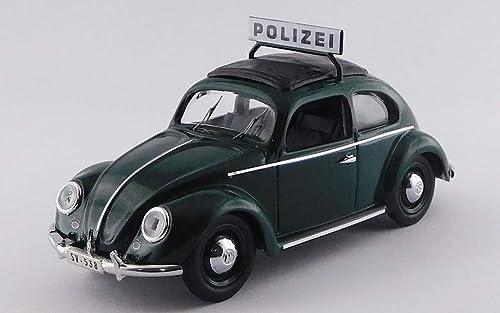 Rio Volkswagen Coccinelle Police 1953 1 43