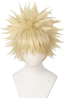 Best goku blonde hair Reviews