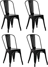 white metal chairs outdoor