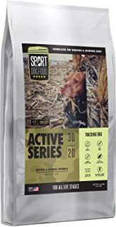 Tracking Dog Peas & Poultry Free Buffalo Formula