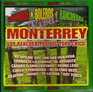 Los Rancheritos Del Topo Chico Corridos Boleros Rancheras Viva Monterrey by Unknown (0100-01