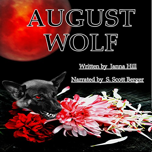 August Wolf audiobook cover art