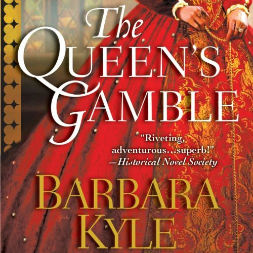 The Queen's Gamble audiobook cover art