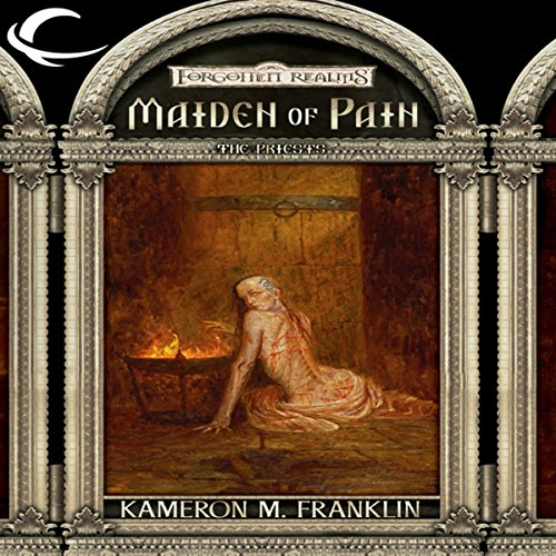 Maiden of Pain audiobook cover art