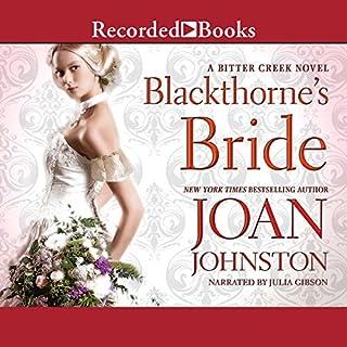 Blackthorne's Bride audiobook cover art