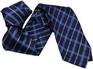Avantgarde Cravatta in maglia tinta unita tricot tanti colori blu azzurra rossa grigia nera colore colour nero black Swarz noir negro