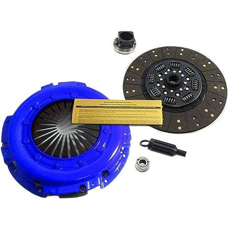 Amazon Com Eft Stage 2 Clutch Kit For 99 03 Ford Super Duty F250 F350 F450 F550 7 3l Powerstroke Automotive