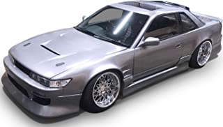 KBD Body Kits Compatible with Nissan 240SX S13 Silvia Coupe 89-94 Bsport Style 4 Piece Flexfit Polyurethane Full Body Kit. Extremely Durable, Easy Installation, Guaranteed Fitment, Made in the USA!