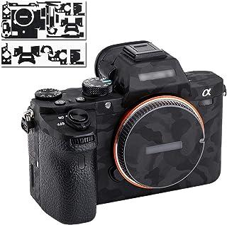 غطاء حماية لهيكل الكاميرا لسوني A7 II ألفا 7 II A7M2 ILCE-7M2 A7R II ألفا 7R II A7RM2 ILCE-7RM2 A7S II، واقي لحماية هيكل ك...