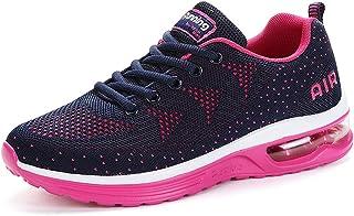 Monrinda Loopschoenen Heren Sportschoenen Dames Sneakers Straat Loopschoenen Ademend Trainer voor hardlopen Fitness Gym Ou...