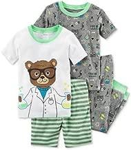 Carter's - Set de Pijama de 4 Piezas para bebé niño de 12 Meses