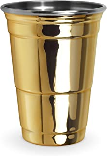 Fred 5203495 The Original Gold Party Cup, 16-Ounce