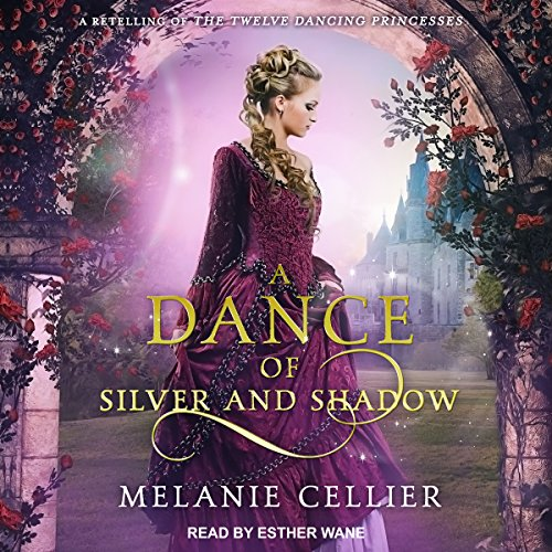 A Dance of Silver and Shadow audiobook cover art