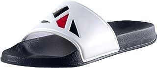 Chanclas Unisex Adulto, Zapatos de Playa y Piscina Unisex Adulto Sandalias de Punta Descubierta Ducha y Baño Chanclas Antideslizante, 37-46 EU