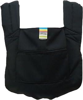 日本エイテックス キャリフリー ポケッタブルキャリー 抱っことおんぶで使える 軽量ポケッタブル抱っこひも ブラック 01-108