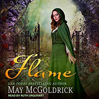 Flame                   By:                                                                                                                                 May McGoldrick                               Narrated by:                                                                                                                                 Ruth Urquhart                      Length: 10 hrs and 15 mins     Not rated yet     Overall 0.0