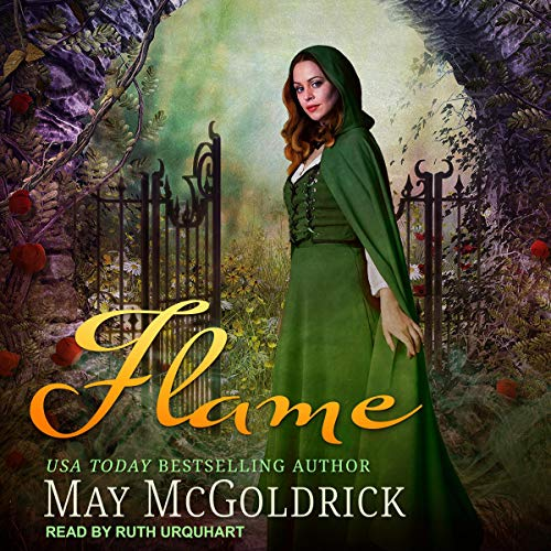 Flame Audiobook By May McGoldrick cover art