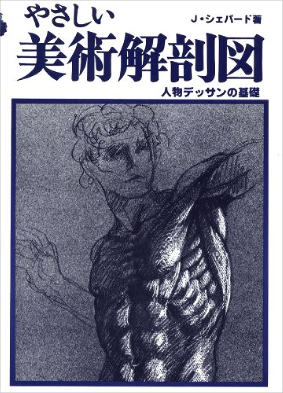 モチーフ恐れガロンやさしい美術解剖図