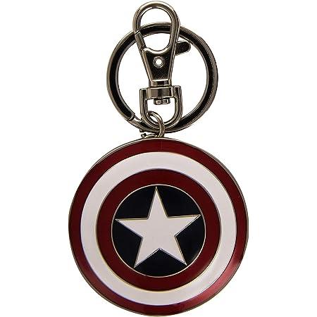 Porte-Clés Bouclier Captain America Shield - Marvel