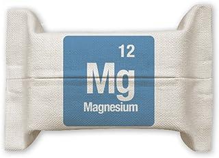 DIYthinker MG de magnesio Elemento químico Chem algodón Tejido de Lino Cubierta de Papel de Almacenamiento de Titular de contenedores Regalo 17x27cm