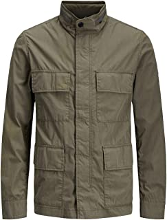 Jack & Jones Men's Jprlee Field Jacket Blu