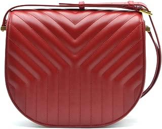 Luxury Fashion | Saint Laurent Womens 5795830VGN76805 Red Shoulder Bag | Fall Winter 19