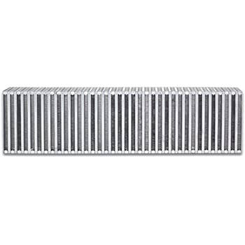 Vibrant Performance 12855 Vertical Flow Intercooler 18 W x 6 H x 3.5 Thick