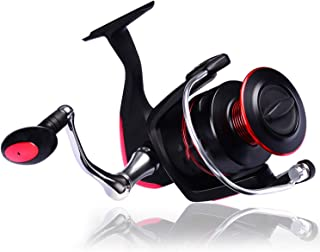 Wenzi-day 1Pc Fishing Reels 11+1Bb Spinning Fishing Reel Spinning Reel with Large Spool 13Kg Max Drag