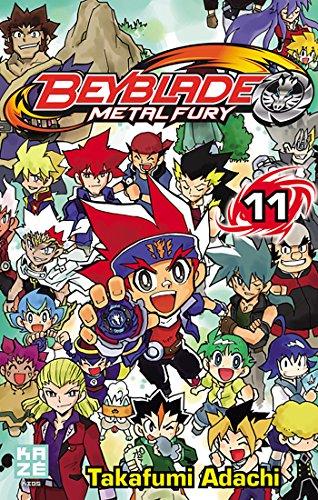 Beyblade Metal Fury T11
