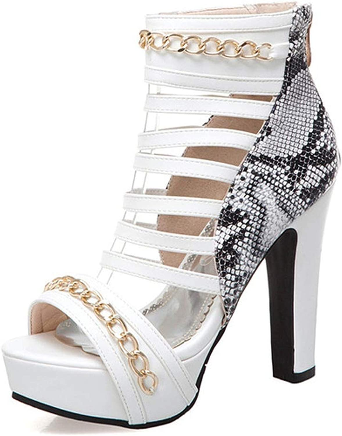 Heart to Hear Plus Size 34-47 Summer shoes Woman Elegant Prom Wedding shoes,
