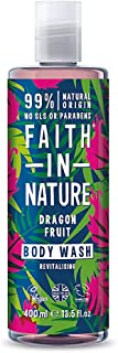 Faith In Nature Dragon fruit Revitalising Body Wash 400ml