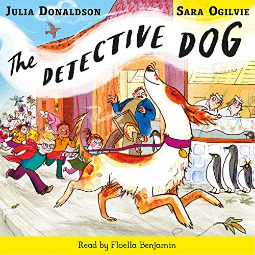 The Detective Dog Titelbild