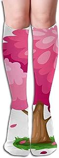 iuitt7rtree Calcetines Cute Panda Fantastic Womens Stocking Decor Calcetín para niñas calcetines7520